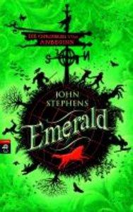Die Chroniken vom Anbeginn 01- Emerald