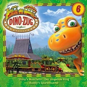Der Dino-Zug 06: Muscheln / Der singende King / Buddys Spurensuc