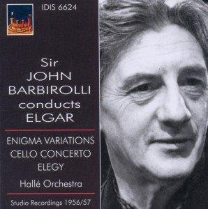 Sir John Barbirolli dirigiert Elgar