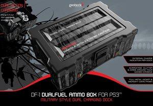 DF-1 Dual Fuel Ammo Box (Ladestation f. Dualshock 3 Controller)