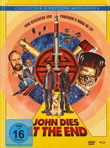 John dies at the end-Mediabook