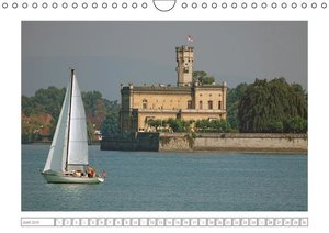 Impressionen vom Bodensee (Wandkalender 2016 DIN A4 quer)