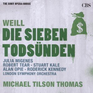 The Seven Deadly Sins and The Threepenny Opera - The Sony Opera