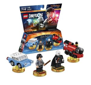 LEGO Dimensions - Team Pack - Harry Potter (71247)