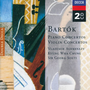 Klavierkonzerte 1-3/Violinkonzerte 1,2