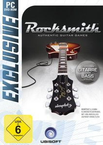Rocksmith - Authentic Guitar Games (Ubisoft Exclusiv)