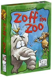 Heidelberger Spieleverlag DO010 - Zoff im Zoo