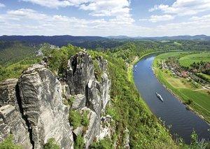Elbsandsteingebirge. Puzzle 1000 Teile