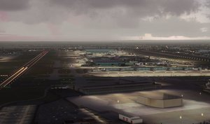 Flight Simulator X - Mega Airport London Heathrow 2013