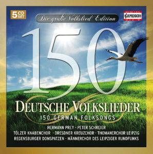 150 Deutsche Volkslieder