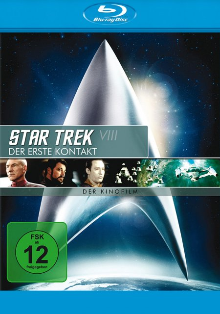 STAR TREK VIII - Der erste Kontakt - Remastered - zum Schließen ins Bild klicken