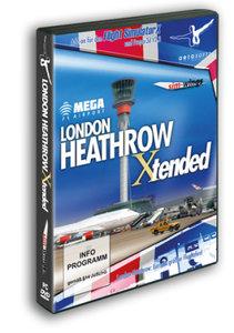 Flight Simulator X - Mega Airport London Heathrow 2013