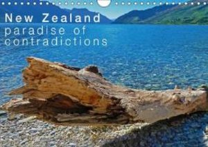 New Zealand - Paradise of Contradictions / UK-Version (Wall Cale