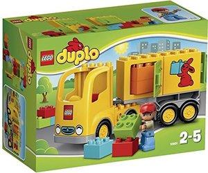 Lego 10601 - Duplo Lastwagen mit Anhänger