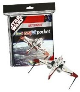 Revell 06722 - Star Wars: ARC-170 Fighter, Steckbausatz, easykit