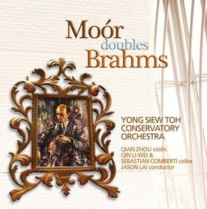 Moor doubles Brahms