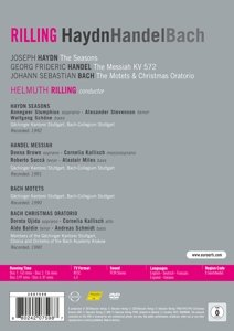 Haydn Handel Bach (zum 80.Geburtstag)