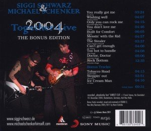Live Together 2004-The Bonus Edition