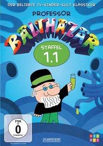 Professor Balthazar Staffel 1.1 (Folge 1-7)