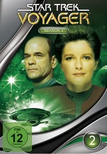 STAR TREK: Voyager - Season 2 (7 Discs, Multibox)