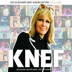 Hildegard Knef Album-Edition-1972-1980