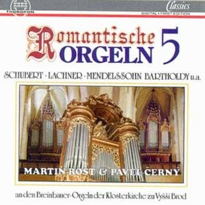 Romantische Orgeln Vol.5