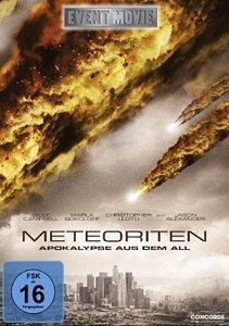 Meteoriten - Apokalypse aus dem All