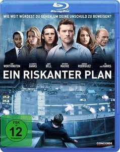 Ein riskanter Plan (Blu-ray)