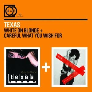 2 For 1: White On Blonde/Careful What You Wish For