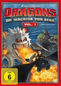 Dragons - Die Wächter von Berk Vol. 1