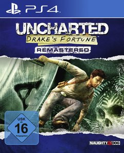 Uncharted 1: Drakes Schicksal - HD Remastered