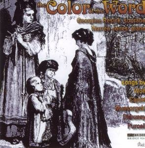 The Color of the Word,Masterpieces of Text-Settin