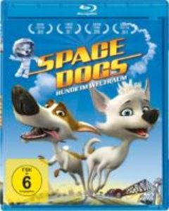 Space Dogs-Hunde Im Weltraum