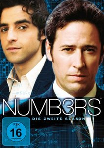 Numb3rs - Season 2 (6 Discs, Multibox)