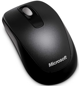 Wireless Mobile Mouse 1000 - Maus - 3 Taste(n)