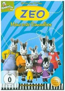 ZEO - Meine erste Sammelbox - Teil 1-4 - Die DVD zur TV Serie