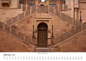 Indien - Land der Gegensätze (Wandkalender 2016 DIN A3 quer)