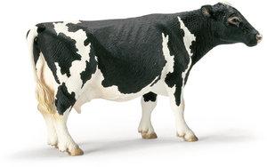 Schleich 13633 - Farm Life: Kuh, schwarzbunt