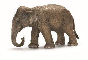 Schleich 14654 - Wild Life: Asiat. Elefantenkuh