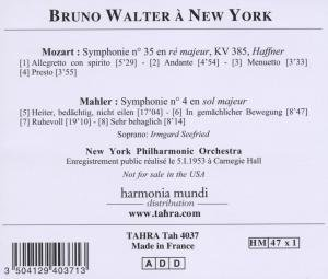 Bruno Walter in New York