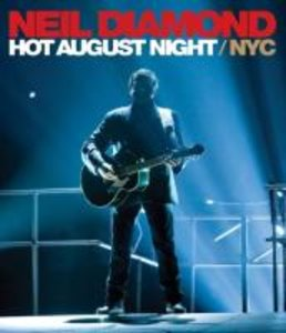 Hot August Night/Nyc (Blu-Ray)
