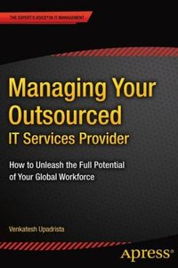 Managing Your Outsourced IT Services Provider