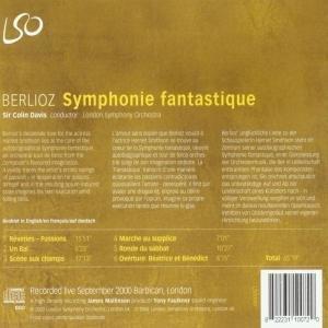 Symphonie Fantastique/Ouverture Zu Beatrice Et Ben