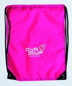 Zoch 601105045 - Crossboule: Rucksack, pink