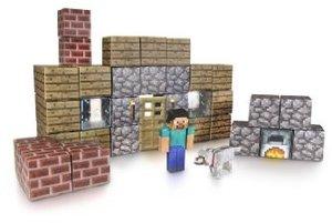 Minecraft 16711 - Papierset, Unterkunft, 48 Teile