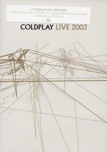 Coldplay - Live 2003 (+ Audio-CD)