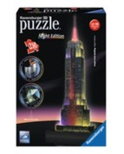 Ravensburger 12566 - Empire State Building bei Nacht