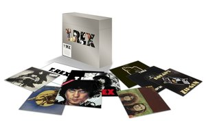 The Complete Studio Albums (Box Set)