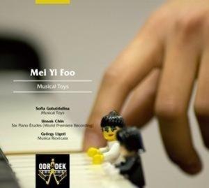 Musical Toys,6 Klavieretüden,