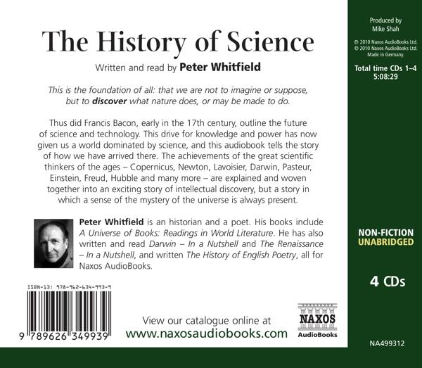 The History of Science - zum Schließen ins Bild klicken